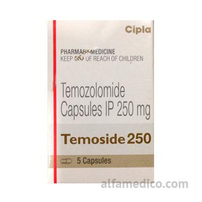 Temoside - Темозоломид