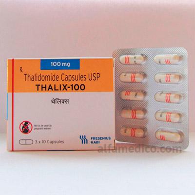Thalix (Таликс) - Талидомид