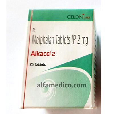 Alkacel - Мелфалан 2 мг