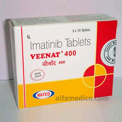 Veenat - Иматиниб 400 мг - Таблетки