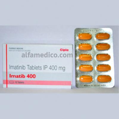 Imatib (Иматиб) - Иматиниб 400 мг