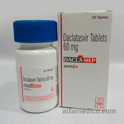 Daclahep (Даклахэп) - Даклатасвир