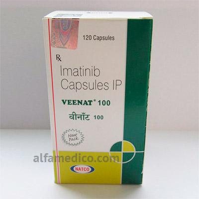 Veenat - Иматиниб