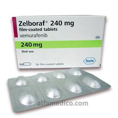 Zelboraf (Зелбораф) - Вемурафениб