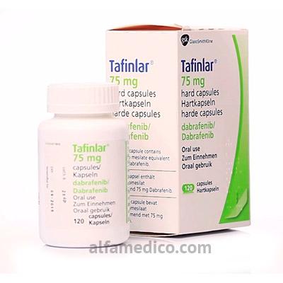 Tafinlar (Тафинлар) - Дабрафениб