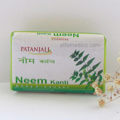 Натуральное мыло Patanjali Neem Kanti