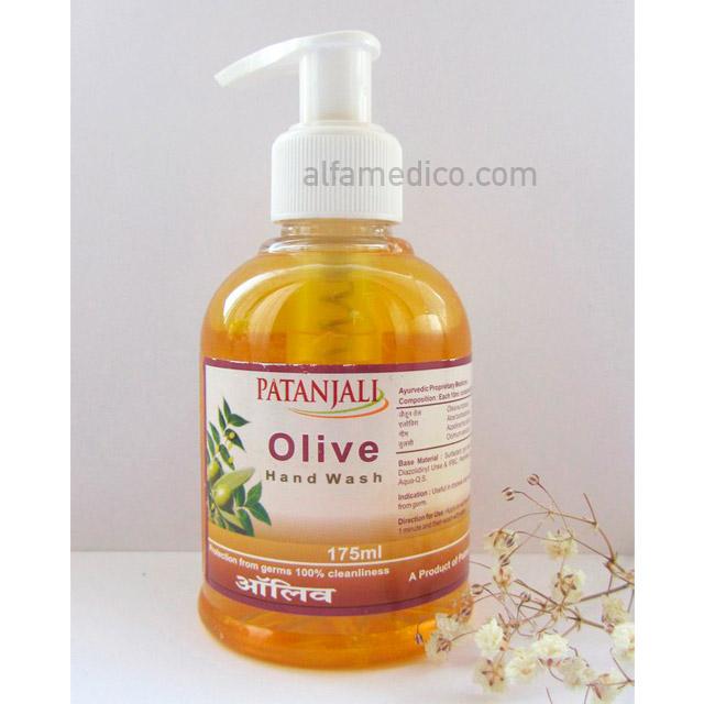 Мыло жидкое Оливка Патанджали (Patanjali Olive Hand Wash) 175 гр