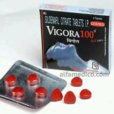 Vigora-100 (Силденафила цитрат)
