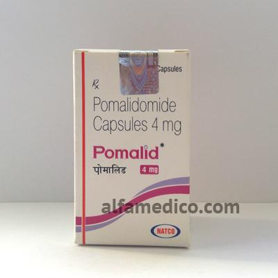 Помалид - Pomalid (Pomalidomide) 4mg