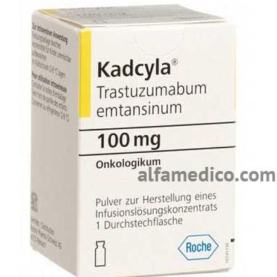 Кадсила (трастузумаб эмтанзин) 100мг