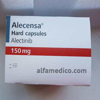 ALECENSA - Алеценса (alectinib)