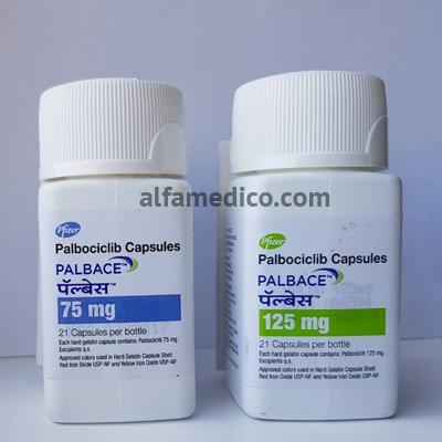 Palbace (палбоциклиб 75мг, 125мг)