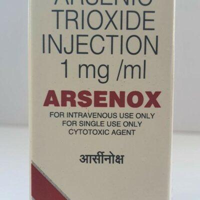 Arsenic Trioxide Injection 1mg Arsenox