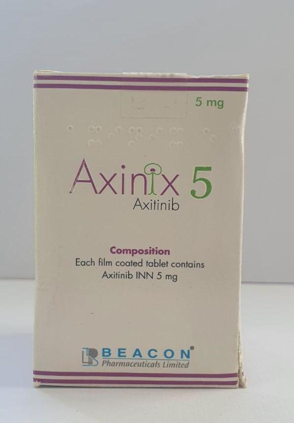 Axinix (Аксиникс) Axitinib Таблетки 5 мг