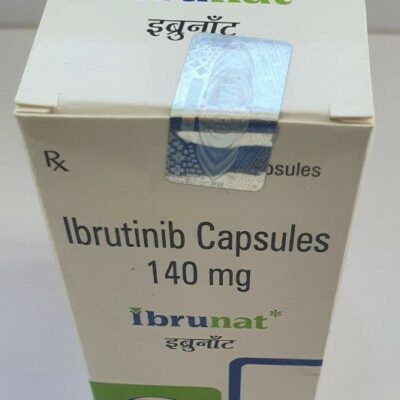 Ibrutinib Capsules 140 mg Ibrunat