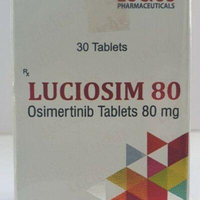 Luciosim Osimertinib Tablets 80 mg